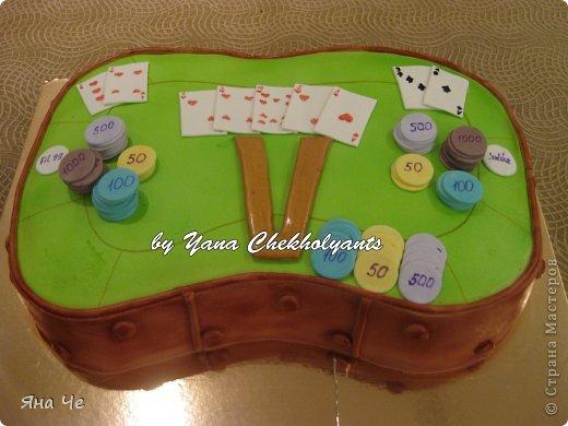 Тортик для девочки... фото 5