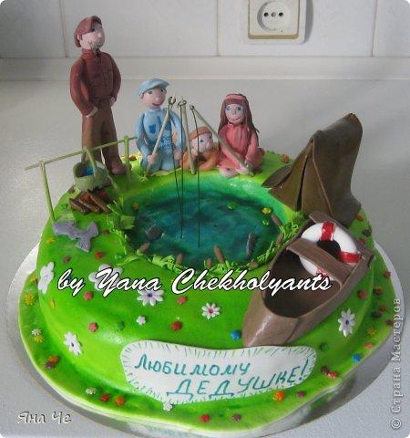 Тортик для девочки... фото 7