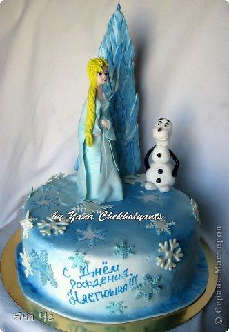 Тортик для девочки... фото 8