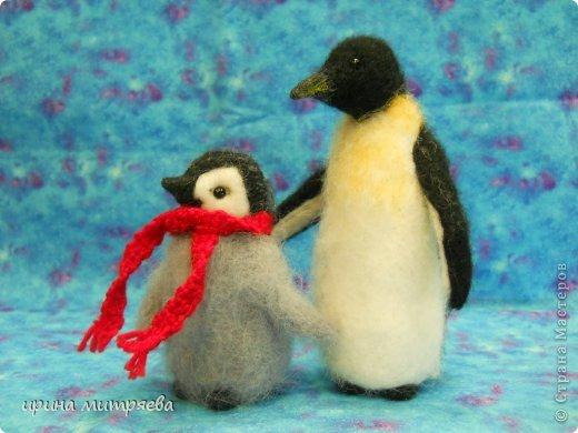 Эта семья сделана на заказ для коллекционера пингвинов! фото 3