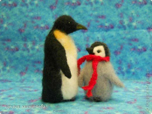 Эта семья сделана на заказ для коллекционера пингвинов! фото 2