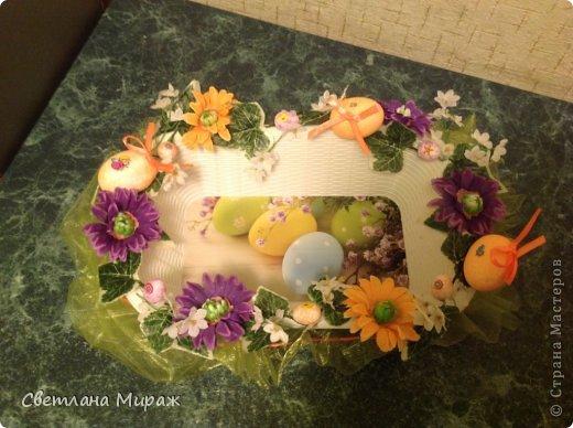 корзинки для кулича и яичек на любой вкус фото 1