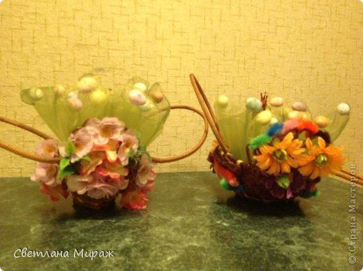 корзинки для кулича и яичек на любой вкус фото 14