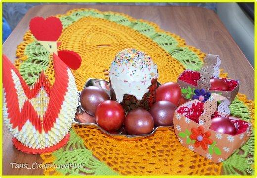 Здравствуйте!!! Сегодня мало слов. Просто примите поздравления со светлым праздником Пасхи! Желаю вам крепкого здоровья и счастья! фото 4