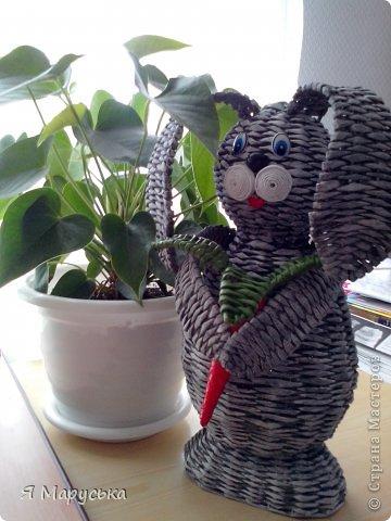 Объявлен конкурс ко дню рождения Виталия Бианки. Нужно сделать любое из животных о которых он писал. Вот, что у меня получилось. фото 2