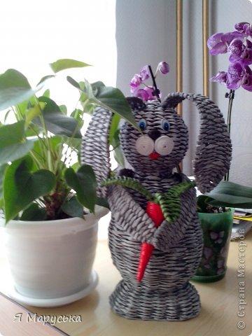 Объявлен конкурс ко дню рождения Виталия Бианки. Нужно сделать любое из животных о которых он писал. Вот, что у меня получилось. фото 3