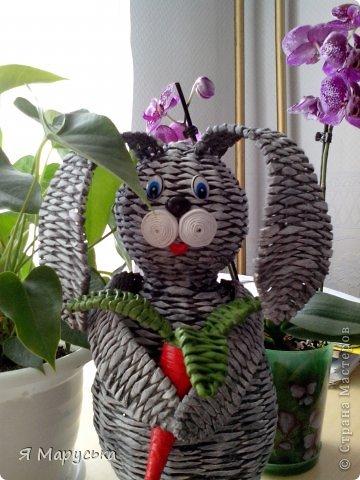 Объявлен конкурс ко дню рождения Виталия Бианки. Нужно сделать любое из животных о которых он писал. Вот, что у меня получилось. фото 5