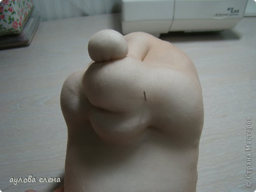 Мастер-класс Шитьё Ежка Капрон фото 33