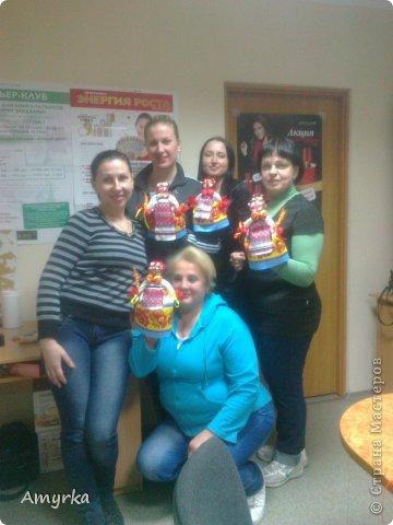 Пасхальные куклы моих учениц не могу не выложить красоту) фото 4