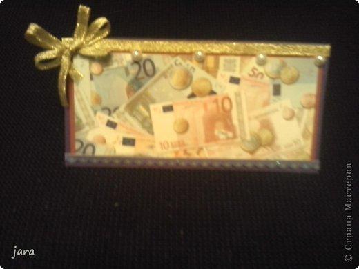 Открытка для денег, для учителя )))) фото 3