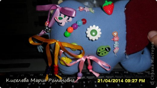 Здравствуйте, Жители СМ))) Я к вам сегодня еще и со слониками))) фото 7