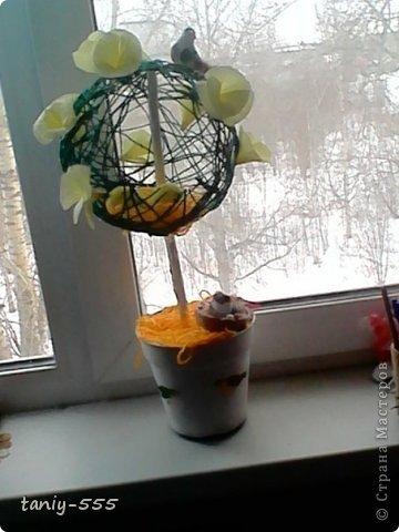 Моё дерево (образец для моих учениц) фото 7