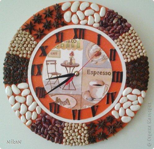 Крупа: фасоль белая и красная, нут, зерна кофе, специя Бадьян. фото 1