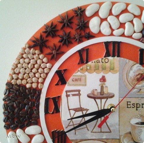 Крупа: фасоль белая и красная, нут, зерна кофе, специя Бадьян. фото 2
