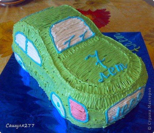 Плетение Торт-машинка без