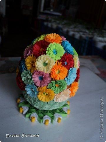 Сегодня я покажу несколько работ, которые мы делали с детьми к празднику Пасхи. фото 9
