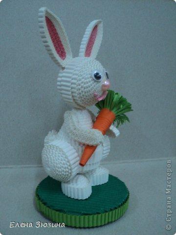Сегодня я покажу несколько работ, которые мы делали с детьми к празднику Пасхи. фото 2