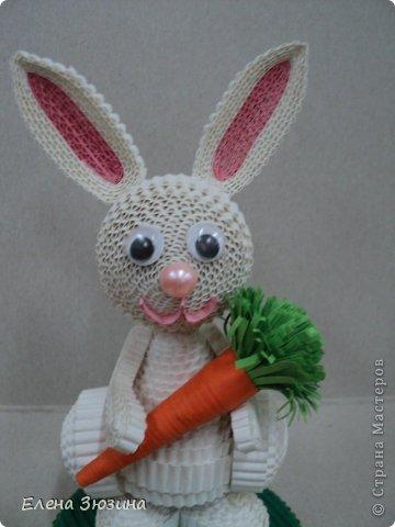 Сегодня я покажу несколько работ, которые мы делали с детьми к празднику Пасхи. фото 4