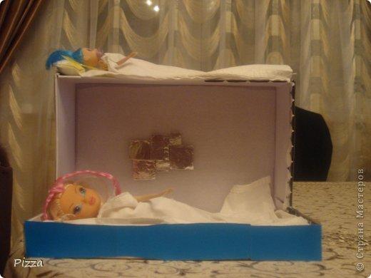Я - Ой, они ещё спят, пока про новую кровать расскажу, так... фото 1