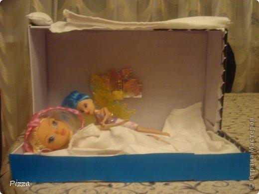 Я - Ой, они ещё спят, пока про новую кровать расскажу, так... фото 2
