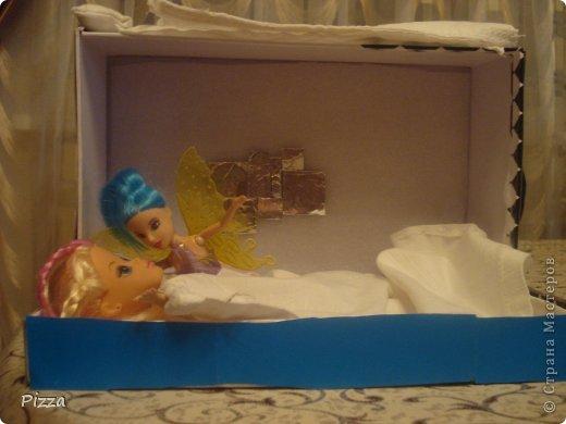 Я - Ой, они ещё спят, пока про новую кровать расскажу, так... фото 4