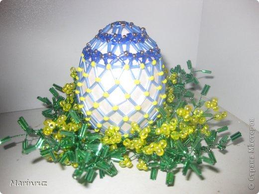 Вот ещё пасхальные яйца сделала в подарок. фото 4