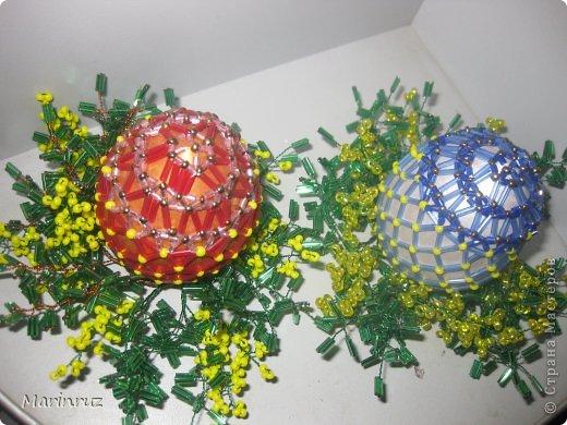 Вот ещё пасхальные яйца сделала в подарок. фото 2