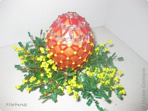 Вот ещё пасхальные яйца сделала в подарок. фото 3