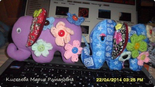 Здравствуйте, Жители СМ))) Я к вам сегодня еще и со слониками))) фото 22