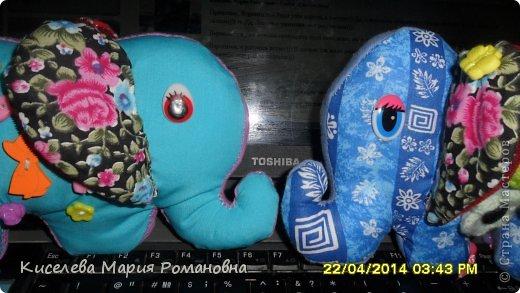 Здравствуйте, Жители СМ))) Я к вам сегодня еще и со слониками))) фото 1