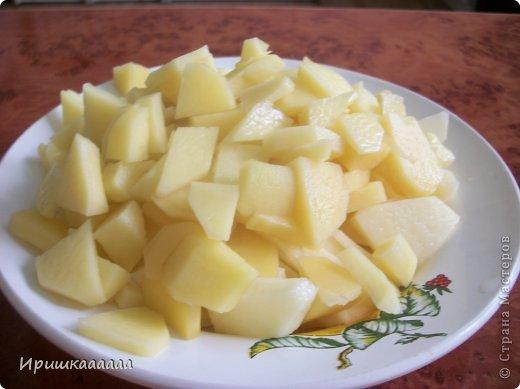 Кулинария Мастер-класс Молочный суп с шампиньонами  Овощи фрукты ягоды Соль фото 9