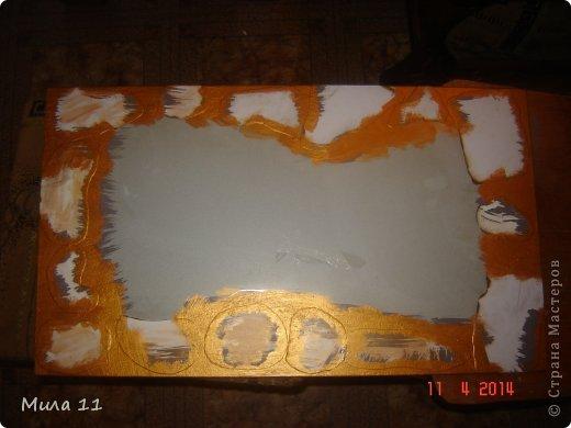 Зеркало было 5 м подарком на Юбилей моему любимому мужчине ! Мы его назвали Омут Памяти ! фото 2