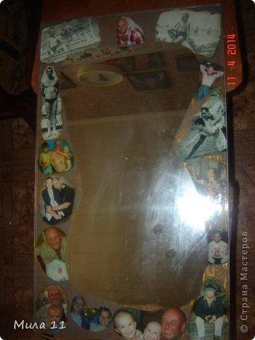 Зеркало было 5 м подарком на Юбилей моему любимому мужчине ! Мы его назвали Омут Памяти ! фото 6