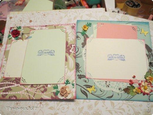 Альбом для фото 15*15 в розовых тонах. Имеются потайные кармашки, места для заметок. Альбом рассчитан под фото 9*13, 6 листов фото 8
