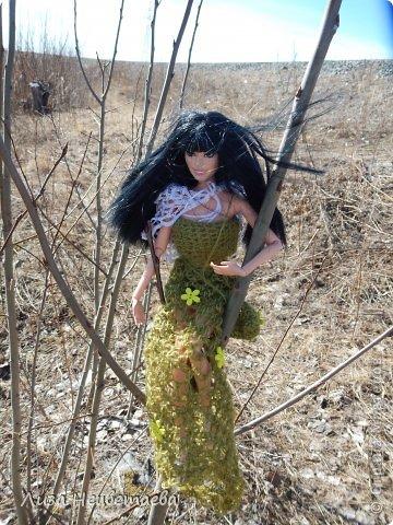 Всем привет!!! Сегодня мы с Алёнчиком06 ходили погулять к железной дороге. И конечно же прихватили с собой кукол!!! фото 8