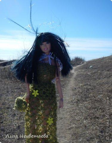 Всем привет!!! Сегодня мы с Алёнчиком06 ходили погулять к железной дороге. И конечно же прихватили с собой кукол!!! фото 10