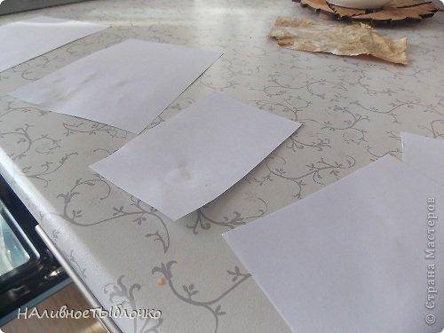 Мастер-класс Жареная бумага мастер класс Бумага Кофе фото 2