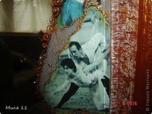 Зеркало было 5 м подарком на Юбилей моему любимому мужчине ! Мы его назвали Омут Памяти ! фото 17