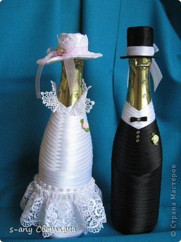 Свадебные вещицы. которые мы с младшей дочкой делали для старшей. Старались, вкладывали душу... Коробочка для колец фото 19