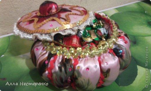 Шкатулочка ко Дню Рождения!!!По М.К.мастерицы Калининой Татьяны ,спасибо ! фото 2
