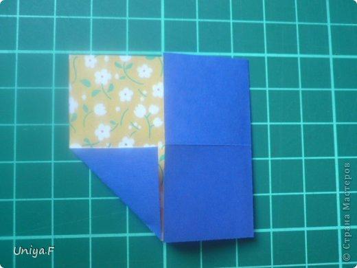 Большой привет!  Хочу похвастаться: получилась хорошая по всем параметрам моделька.  Экономичный расход бумаги, модули немелкие, сборка простая и очень прочная, в итоге получается некрупная. Можно сказать, конструктор немецкого качества. Потому и имя ей Гретель.   Name: Gretel Designer: Uniya Filonova   Units: 30  Paper: 5 x 7,5 cm ( ratio 2:3 )  Final diameter: ~ 8,5 cm  Joint: no glue  модель принимала участие во флешмобе https://stranamasterov.ru/node/769691  фото 5