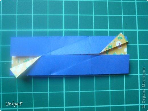 Большой привет!  Хочу похвастаться: получилась хорошая по всем параметрам моделька.  Экономичный расход бумаги, модули немелкие, сборка простая и очень прочная, в итоге получается некрупная. Можно сказать, конструктор немецкого качества. Потому и имя ей Гретель.   Name: Gretel Designer: Uniya Filonova   Units: 30  Paper: 5 x 7,5 cm ( ratio 2:3 )  Final diameter: ~ 8,5 cm  Joint: no glue  модель принимала участие во флешмобе https://stranamasterov.ru/node/769691  фото 18