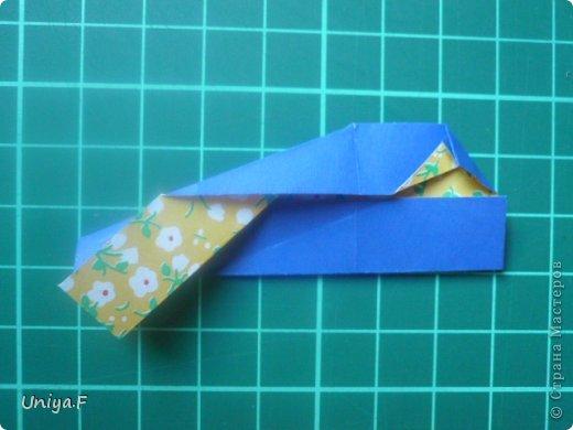 Большой привет!  Хочу похвастаться: получилась хорошая по всем параметрам моделька.  Экономичный расход бумаги, модули немелкие, сборка простая и очень прочная, в итоге получается некрупная. Можно сказать, конструктор немецкого качества. Потому и имя ей Гретель.   Name: Gretel Designer: Uniya Filonova   Units: 30  Paper: 5 x 7,5 cm ( ratio 2:3 )  Final diameter: ~ 8,5 cm  Joint: no glue  модель принимала участие во флешмобе https://stranamasterov.ru/node/769691  фото 20