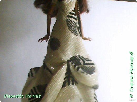 Сегодня я хочу показать вам платье которое я сшила для Клодин. фото 2