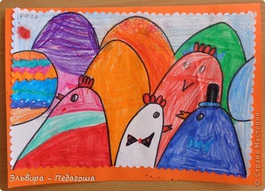 Пасхальные открытки или С Днём Рождения фото 12