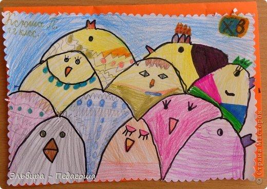 Пасхальные открытки или С Днём Рождения фото 7