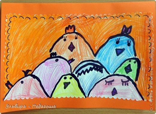 Пасхальные открытки или С Днём Рождения фото 11