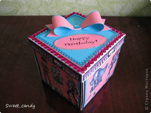 Сама коробочка фото 1