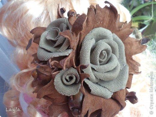 Здравствуйте дорогие друзья!!!Пришла весна,всё вокруг цветёт и пахнет и в моём творческом саду расцвели прекрасные цветочки.Правда не пахнут , но глаз радуют.... фото 47