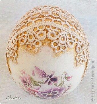 Вдогонку ещё несколько пасхальных сувениров - пасхальные яйца фото 3